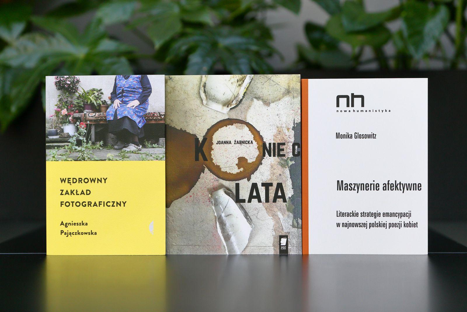 PNL 2020 – nominacje: Glosowitz, Pajączkowska, ŻabnickaPNL 2020 – nominacje: Glosowitz, Pajączkowska, Żabnicka