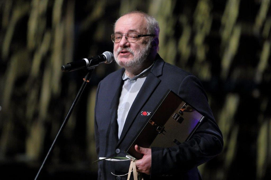Jan Gondowicz – Nagroda im. Adama Mickiewicza – Poznańska Nagroda Literacka 2021